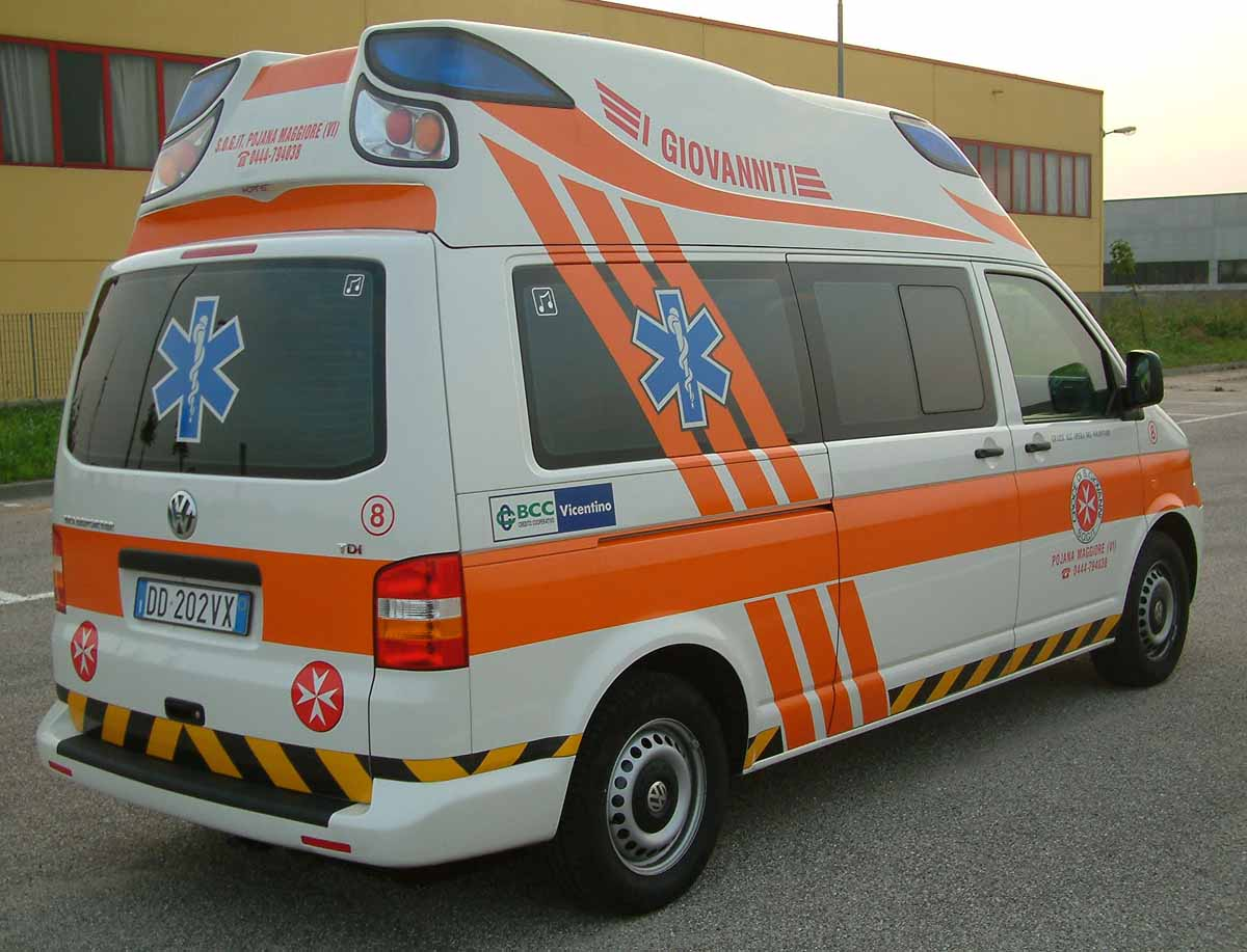 Leambulanze It Vetrina Italiana Di Ambulanze Nuove E Usate